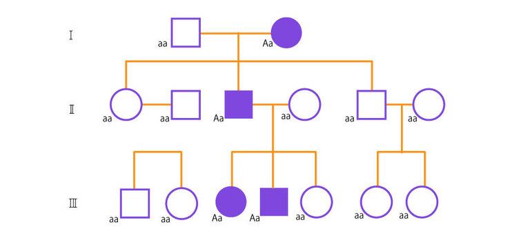 ハンチントン病の遺伝形式